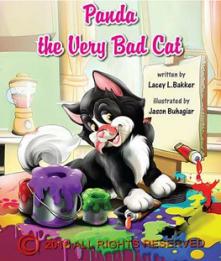 Kid's book - Panda the Cat