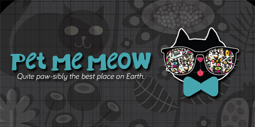One Year Admission Certificate to Toronto's Upcoming Cat Cafe Pet Me Meow!