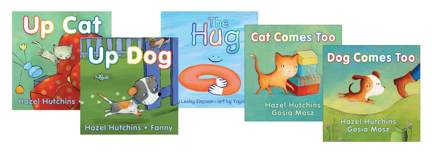 Five Board Books for Toddlers